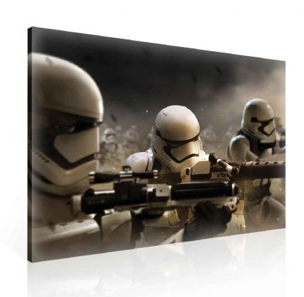 XXL Star Wars Force Awakens Stormtroopers 100x75cm